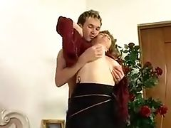 Horny Homemade Flick With Antique, Stockings Scenes