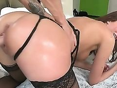 Bubble Butt Sweetheart Angelica Saige Loves It Rear End Style