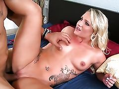 Piercings Tramp Does Dirty Things And Then Gets Her Nice Face Dreamed In Jizz