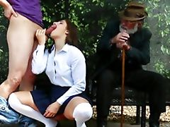 Black-haired Abella Danger With Phat Butt Takes Bill Baileys Jizm Loaded Meatpipe In Her Hot Mouth