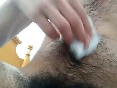 Cleaning My Jizz Shot / Jack, Go After Me On Instagram Link In Profile