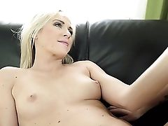 Blonde Is On Fire In This Fuckfest Scene