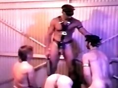 Scene From 1984 Domination & Submission Vid Chain Reactions