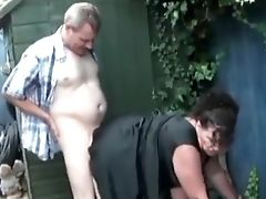 Fabulous Homemade Clip With Bbw, Outdoor Scenes