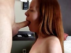 Big Tit Ginger-haired Nubile Pornography Debut