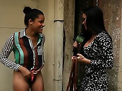 Brown-haired Angelina Mylee With Round Slave And Slick Snatch Loves Another Solo Hook-up Session