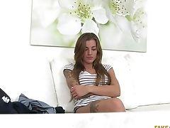 Best Adult Movie Star Silvia Dellai In Exotic Tattoos, Diminutive Tits Xxx Movie