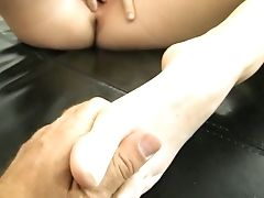 Lepidoptera Gives A Closeup Of Her Beaver While Masturbating
