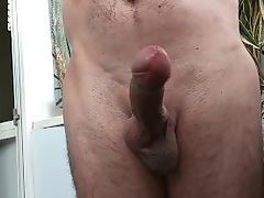 Supah Erection And Forearms Free Orgasm