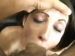 Rocco Siffredi Makes His Pulsating Worm Vanish In Gorgeous Valentine Chevalier's Butt After She Gets Her Hatch Fucked