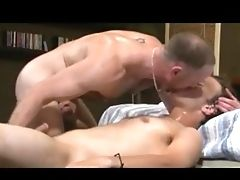 Older Top Youthful Bttm Brutal Rough Bb Fuck