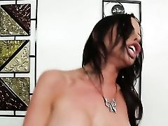 Fit Brandy Aniston Rails On Danny Mountain