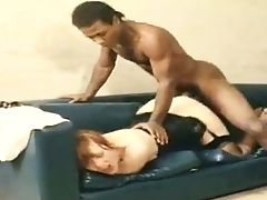Interracial Deepthroat Danish Pornographic Star